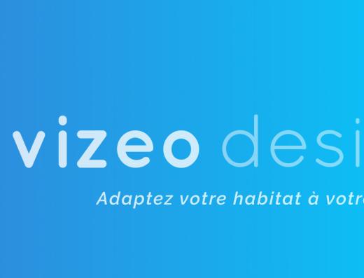logo vizeo design