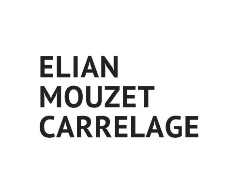 Logo Elian Mouzet Carrelage artisan carreleur