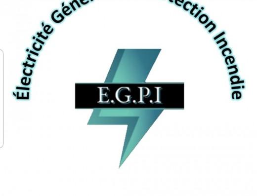 LOGO EGPI Électricité électricien Nantes