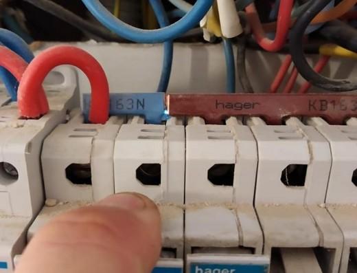 plombier Mongauzy tableau électrique